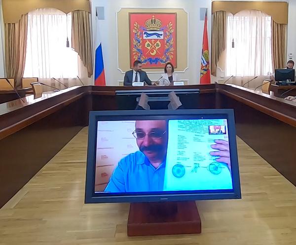 Оренбургский государственный университет, Министерство цифрового развития и связи Оренбургской области и фирма 1С заключили соглашение о сотрудничестве в области информационных технологий